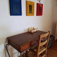 scrivania camera quadrupla