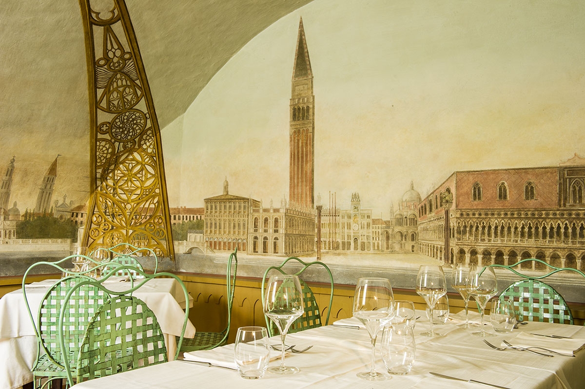 ristorante sala venezia