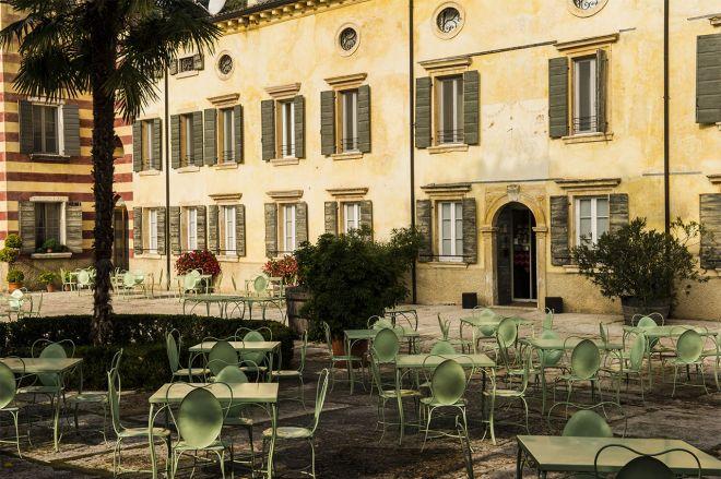 Esterno Villa De Winckels