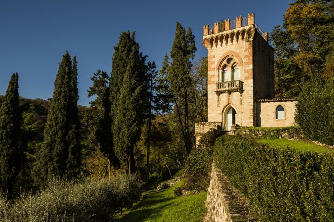 La Torre Degli Innamorati Villa De Winckels