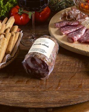 Pancetta Salamata